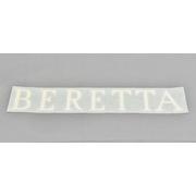BERETTA ステッカー ホワイト/オレンジ